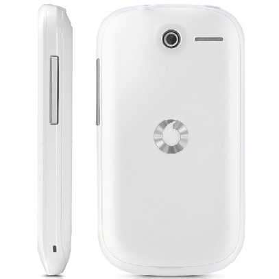 Vodafone 858 Android 22 announced 2 Vodafone Smart, un Android 2.2 muy económico