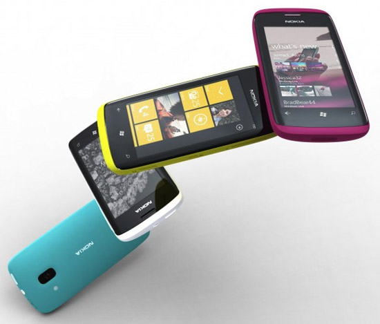 Nokia Windows Phone Los Nokia con Windows Phone 8 tendrán chips ST Ericsson dual core