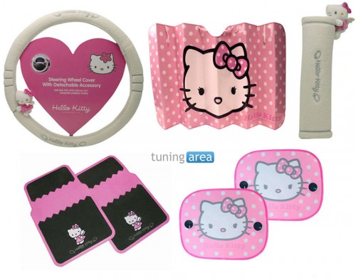 Pack Hello Kitty Rosa por 84 €