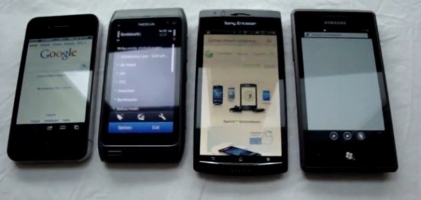 android vs ios windows phone symbian 610x290 Android vs Windows Phone vs iOS vs Symbian