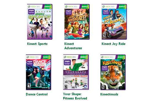 Microsoft Espera Triplicar El Catalogo De Juegos De Kinect En 2011