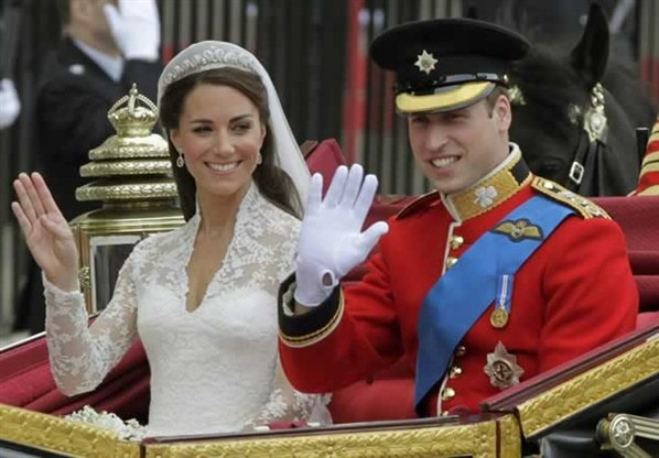 boda real kate y guillermo Tres lecciones para ONG en la Boda Real
