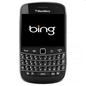 blackberry bing 300x300 BlackBerry y Bing forman alianza