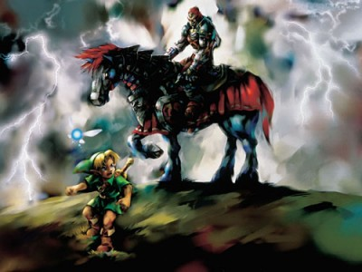 the legend of zelda ocarina of time 400x300 The Legend of Zelda: Ocarina of Time 3D, tráiler oficial