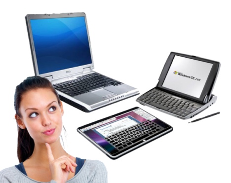 Laptops VS Tablets 600x476 468x371 Las preferencia de tablets ya supera a las laptops