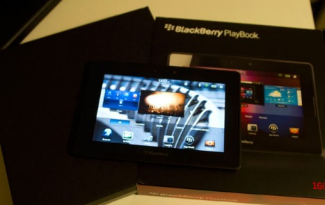 Blackberry Playbook BlackBerry Playbook por llegar a España, México, Colombia y Venezuela