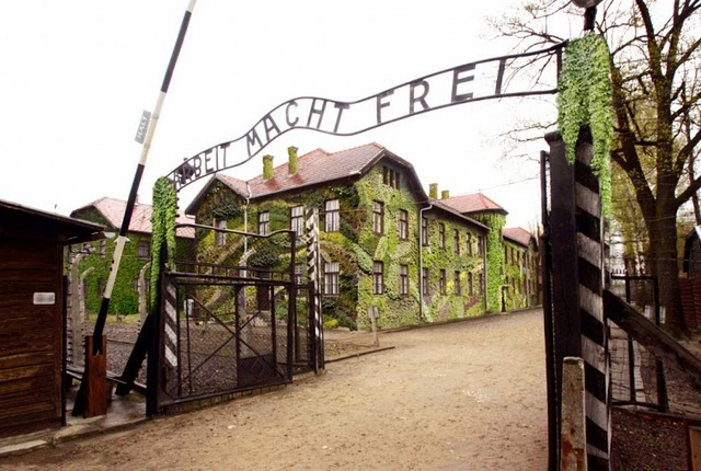Sustainable Concentration Camp Auschwitz I, 1940
