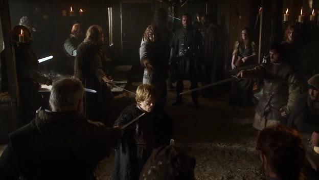 atack Review: 1×04 – Cripples, Bastards and Broken Things [Game of Thrones]