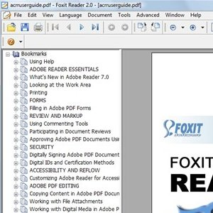 foxit FoxIt: potente alternativa a Adobe Reader X Pro