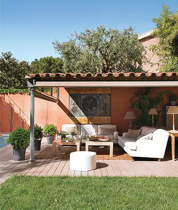 Puesta a punto de porches y terrazas - Porches para terrazas ...