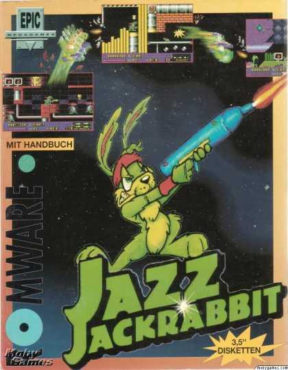 Worksheet. RetroGamingMonday Jazz Jackrabbit