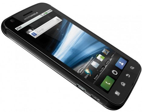 Motorola Atrix en Movistar España