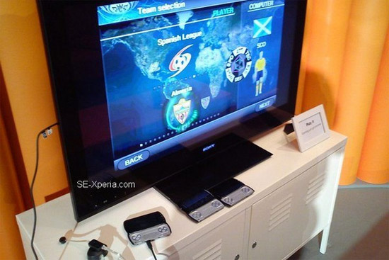 xperia play hdmi Rumor: ¿Xperia Play con HDMI?