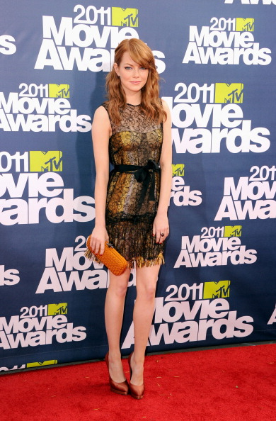 mtv movie awards 03 Los mejores vestidos de los MTV Movie Awards 2011