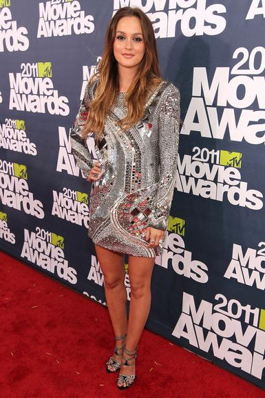 mtv movie awards 07 Los mejores vestidos de los MTV Movie Awards 2011