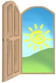 Cuando se cierra una puerta se abre una ventana for Puerta que se cierra sola