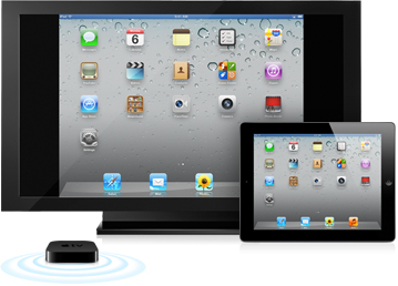 airplay ipad 2 Las características de iOS 5 que Android debería copiar