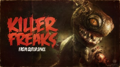 killer freaks from outer space 400x225 Killer Freaks from Outer Space para Wii U