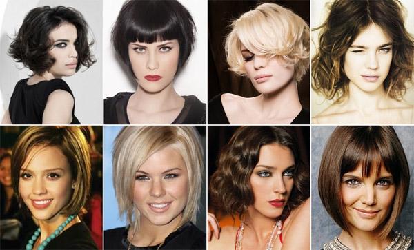 cara redonda es aumentar la cantidad de cabello de la parte frontal