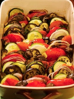 Vegetales al horno - Verduras rellenas al horno ...