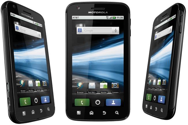 Motorola Atrix Con Claro En Argentina