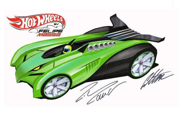 Dibujos de autos Hot Wheels para imprimir - Imagui