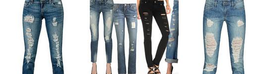 Jeans de moda 2011 - El armario hn ...