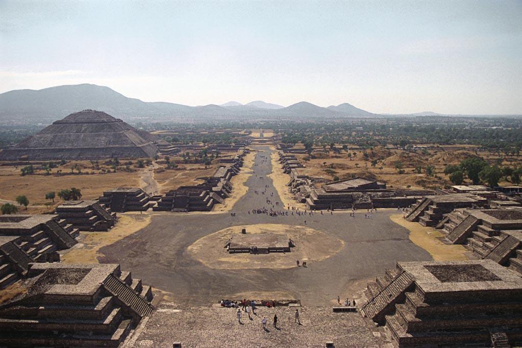 Teotihuacan ciudad de dioses de viaje a m xico con - Ap construcciones ...