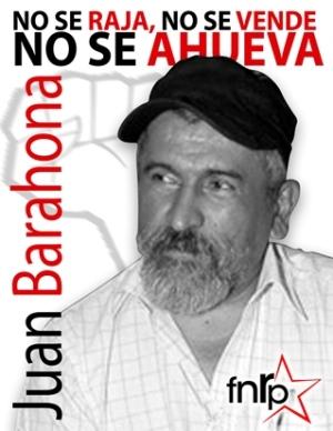 ¡Respaldo total al Subcoordinador del FNRP, Juan Barahona! - respaldo-subcoordinador-fnrp-juan-barahona_1_848253