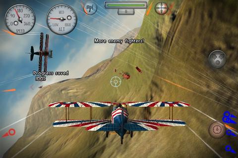descargar juego de aviones de guerra