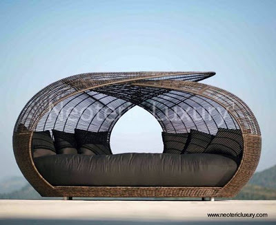12 Muebles de exterior camas de día
