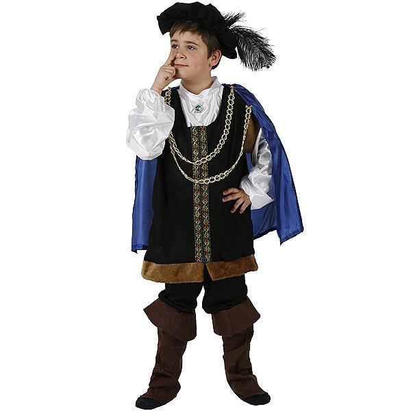 Disfraz casero de principe para niño - Imagui