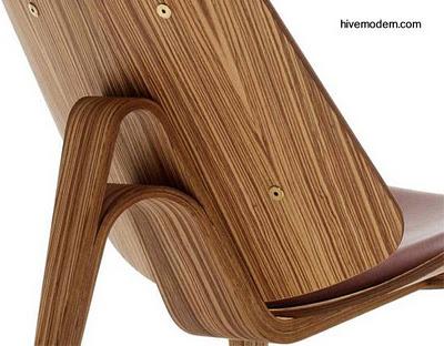 Sillas modernas de madera dise o dan s for Diseno de sillas modernas de madera