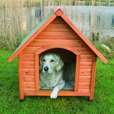 Las casas para perros dan seguridad y confort a tu mascota for Casas para perros