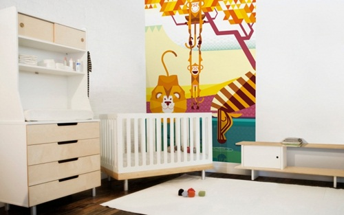 murales adhesivos de pared para habitaciones infantiles