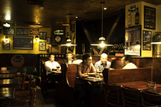 Pub Celtics Condesa