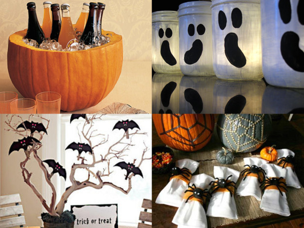 Ideas para decorar tu buffet de halloween for Ideas para decorar una habitacion de halloween