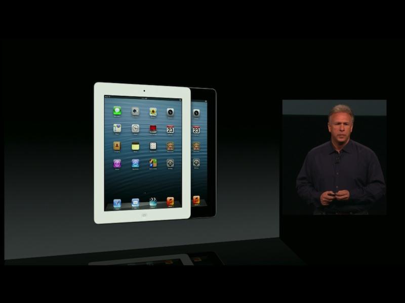Apple lanza el iPad de cuarta generación