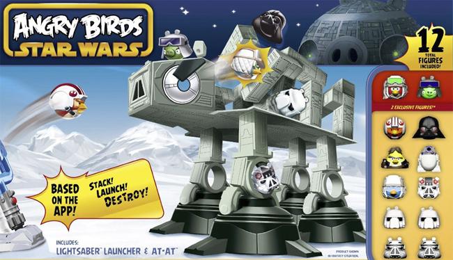 Dibujos album de Angry Birds star wars - Imagui