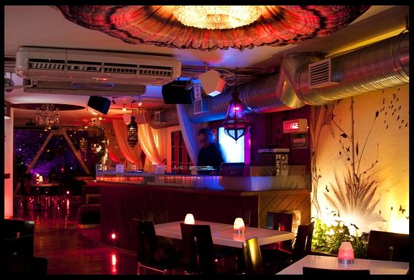 Hooka Lounge Condesa