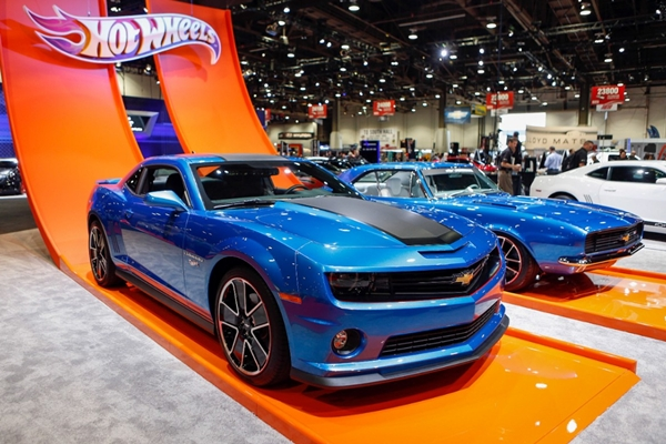 Camaro Hot Wheels: el primer HW de producción a escala real
