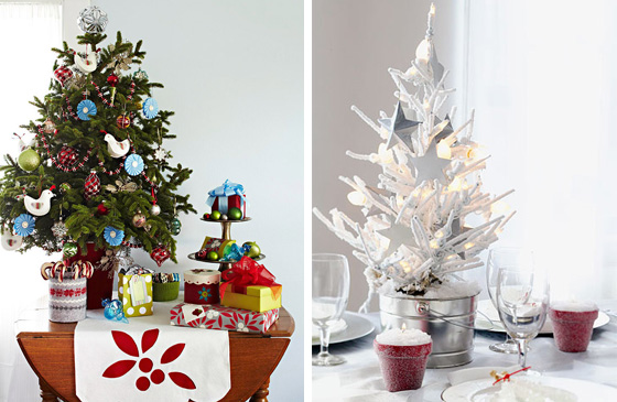 Dise a tu rbol de navidad for Arbol de navidad pequeno