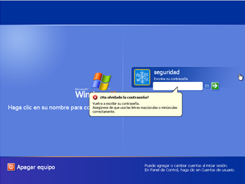 Quitar contraseñas de windows con Ultimate Boot CD