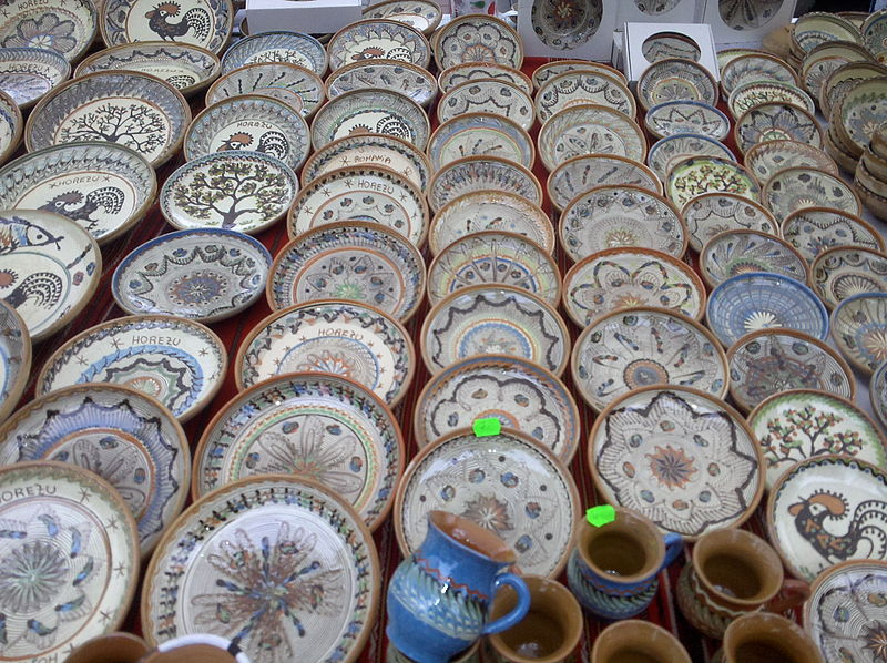 La cer mica de horezu patrimonio cultural inmaterial de for Ceramica artesanal peru