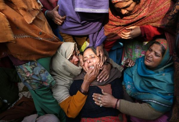 La joven violada en Nueva Delhi sufre un fallo multiorgánico