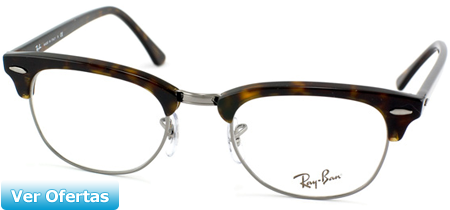 gafas ray ban hombre de ver