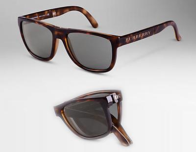 Gafas de sol Burberry primavera verano 2012