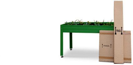 Mesas de cultivo para huertos urbanos - Mesa cultivo ikea ...