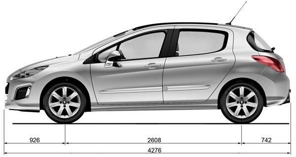 Nuevo Peugeot 308 Equipamiento Y Precios