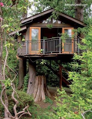 Casa del rbol - Casas en arboles para ninos ...